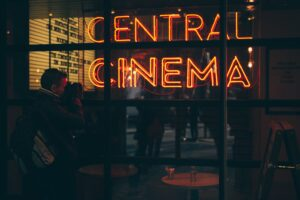 La Carrera de Cine